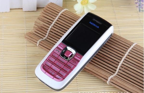 Nokia 2610 Featured phone Loud speaker Cheap phone white