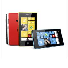 Nokia lumia 520 cell phone Dual Core 3G WIFI GPS 5MP Camera 8GB Storage Windows Mobile Phone yellow