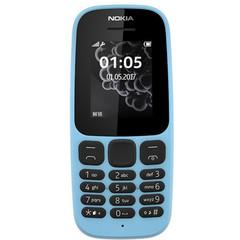 Nokia 105 featured phones mobile phones nokia105 blue black