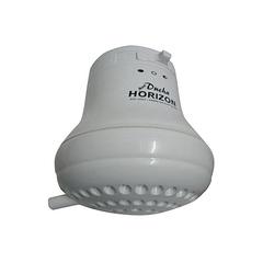 Instant Heater for Hot shower White irregular