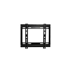 tv wall bracket 14 to 42 inch black irregular