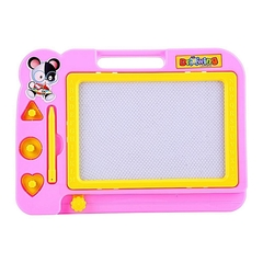 Kids magnetic drawing board multicolour normal