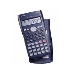 scientific calculator black