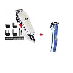 Shaving machine balding plus free rechargeable shave white