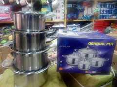 General pot silver normal
