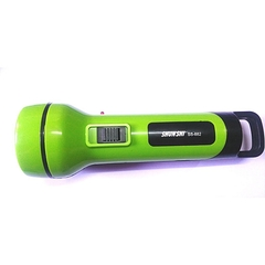 Rechargeable torch Green