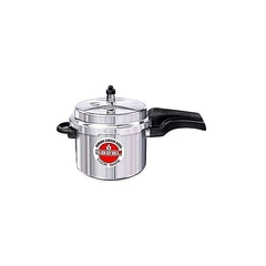 Pressure cooker 5L Aluminium normal