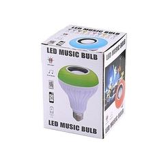 Bluetooth music bulb speaker Assorted