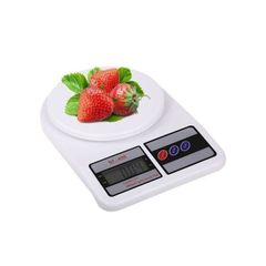 digital scale household kitchen platform weight electronic balance baking measure food cooking tools white normal