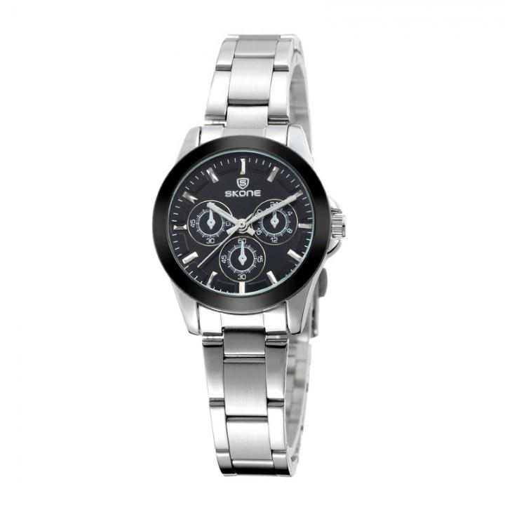 Elegant Trendy Lustrous Skone Skyler Model 72621 Ladies Watches
