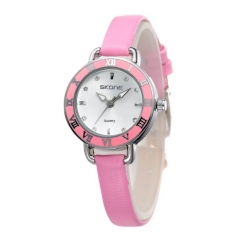 Ladies Hackney Wrist Watch pink 5