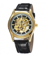 Automatic Mechanical Men Watch 9040A black 30