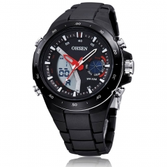Ohsen Mens Sports Watch AD2802-1