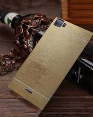 INFINIX Zero 3 (X552) Back Cover - Gold With Metallic Finish gold 5.5