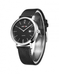 Classic Men Watch - Black black 5