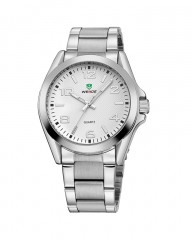 Classic Men Watch - Silver silver 5