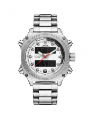 Precionist Men Watch - Silver silver 5