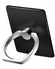 Mobile Phone Ring Holder - Black black 3.0