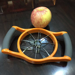 OUTU Apple Corer & Slicer as the picture One Size