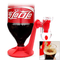Coke Bottle Inverted Water Dispenser Switch Drinking Device