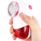 Colorful Sweater Lint Remover Poratable Fabric Fuzz Removing Machine Red One Size