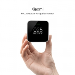 Xiaomi Smart Air Quality Monitor PM2.5 Detector for Home Black one size