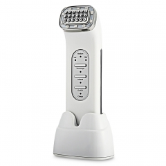 FF4380 RF Beauty Instrument Electric Ultrasonic Facial Massager Machine White