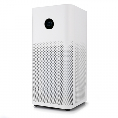 Original Xiaomi Smart Air Purifier 2S OLED Display Smartphone Mi Home APP Control Smoke Dust Peculiar Smell Cleaner  White one size