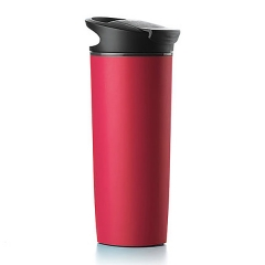 Creativity Suction Bottle Portable Cup Sports for Office Home Red one size