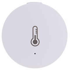 Original Xiaomi Mi Smart Temperature and Humidity Sensor Thermometer Hygrometer Measurer Tool White one size