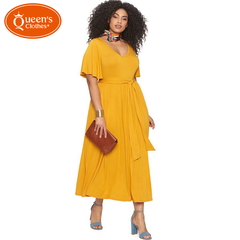 Carnival, hot, Internet, minimum price, low price buy, promotion, dress, big size yellow xxxl