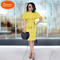 New specials, lowest on the net, snap up, low price, good quality, dress yellow s