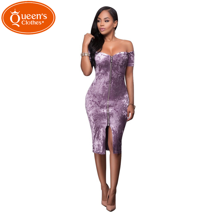 2019 New special, special, buying, limited purchase of 100, dress, dress purple xl