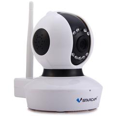 Vstarcam C7823WIP 1.0MP H.264 IR-CUT Wireless IP Camera with Pan / Tilt Night Vision White One Size
