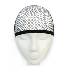 1 pc wig special high quality hair net available at both ends black unisize