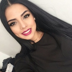 Best Price Synthetic Wigs New Fashion Long Black Hair Straight  Human Hair 26inch Black 26inch