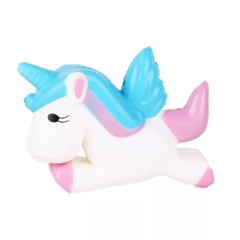 Squishy Toy Slow Rising Unicom Children Toys Blue All