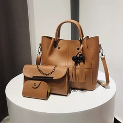 Hot Sale Best Price Women's Bags 3PCS 2019 New Fashion Women Handbag Shoulder Bags