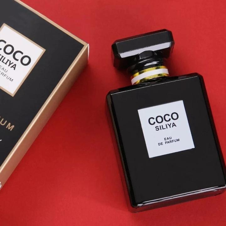 2019 New Fashion Perfume COCO Ladies Perfume 50ML Persistence Nice black