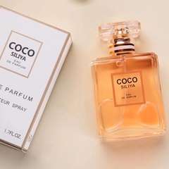 2019 New Fashion Perfume COCO Ladies Perfume 50ML Persistence Nice Yellow