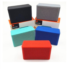 Wireless Bluetooth  Mini Speaker Outdoor Portable Subwoofer Sound With Mic TF Card black 3w SLC-055