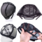 HOQICLU Wig Cap For Making Wigs With Adjustable Strap On The Back Weaving Cap Good Quality black 1pcs