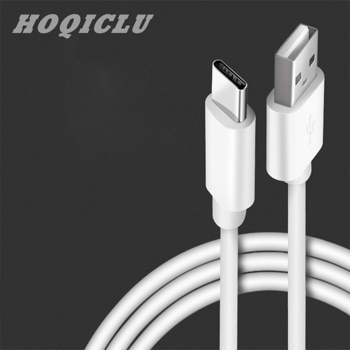 Data Cable High Quality Mobile Phones Accessories Fast Charging For Android HUAWEI SAMSUNG OPPO 1M white type-c