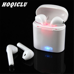 HOQICLU Kilimall kenya 5th I7s Wireless Bluetooth Earphones  Accessories Music Stereo Headset white