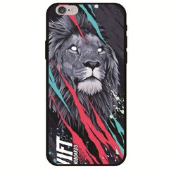 2020 Mobile Phone Case Animal Pattern Lion King kong Wolf Soft Silicone TPU for IPhone 5/6 01 iphone 6/6s