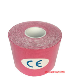 25mmx5m Perform Tex Kinesio Tape Kinesiology Sports Muscles Care Hypoallergenic pink