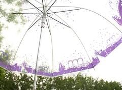 Japan Anime Sailor Moon Princess Purple Long Handle Umbrella Chiba Mamoru