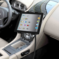 Excelvan Flexible Car Floor Seat Bolt Mount Gooseneck Holder Stand
