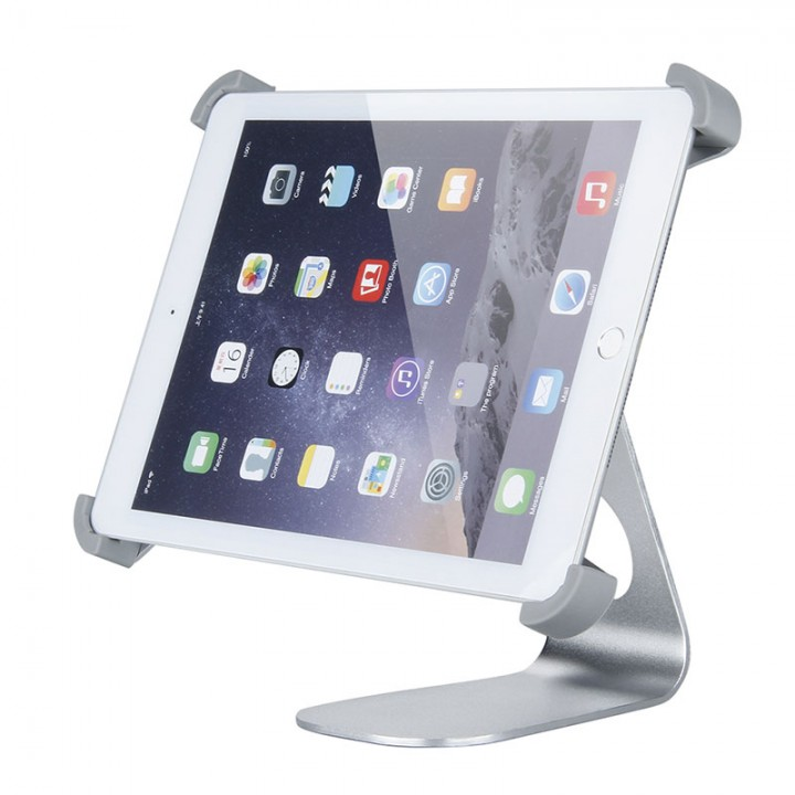 "360°Rotatable Aluminum Desktop Holder Table Stand for iPad or Other 9.7 "" Tablets"