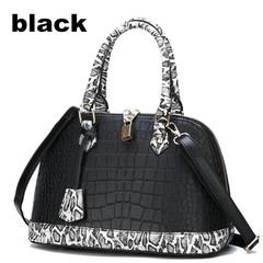 fashion women handbags Large capacity handbag  bags  for ladies black one size